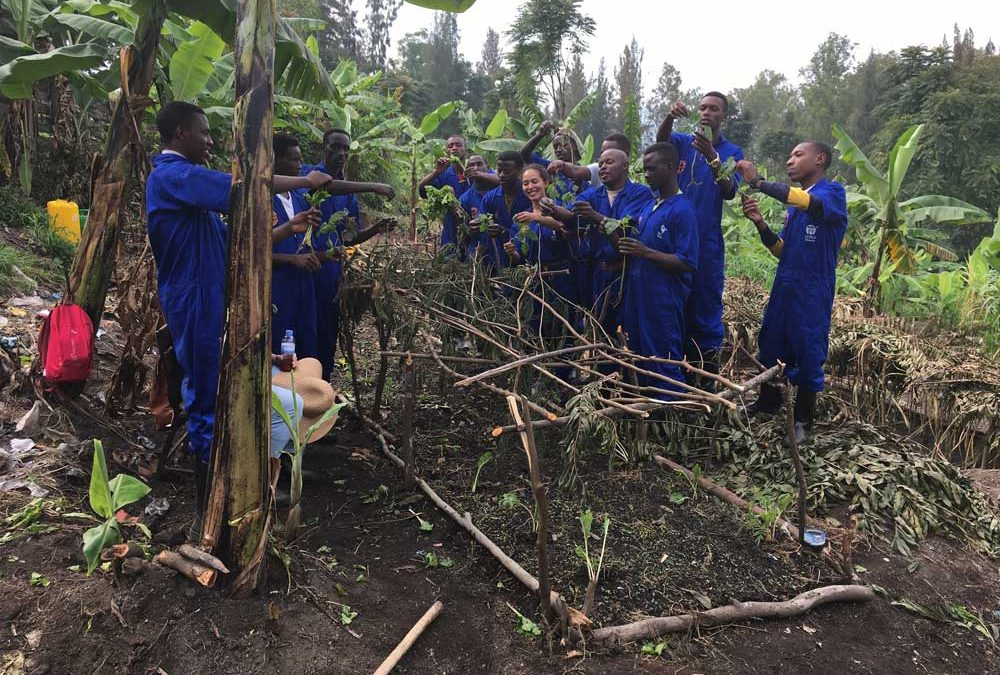 Updates from Rwanda Mission Trip